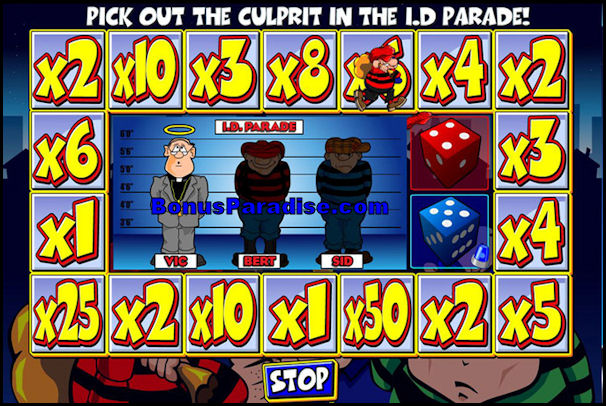 start online casino cops and robbers slots