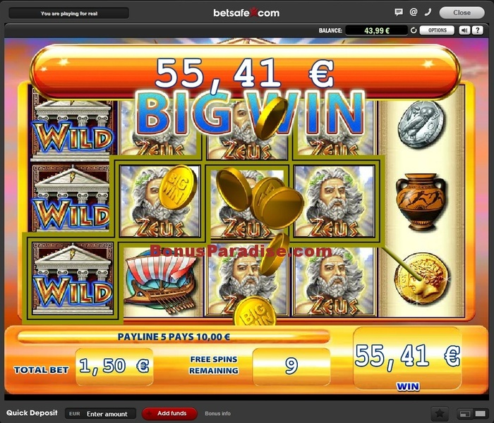 Spiele Zeus M - Video Slots Online