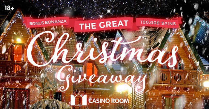 Casino Room - Christmas Giveaway 2016