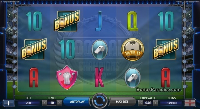 online casino download football champions cup